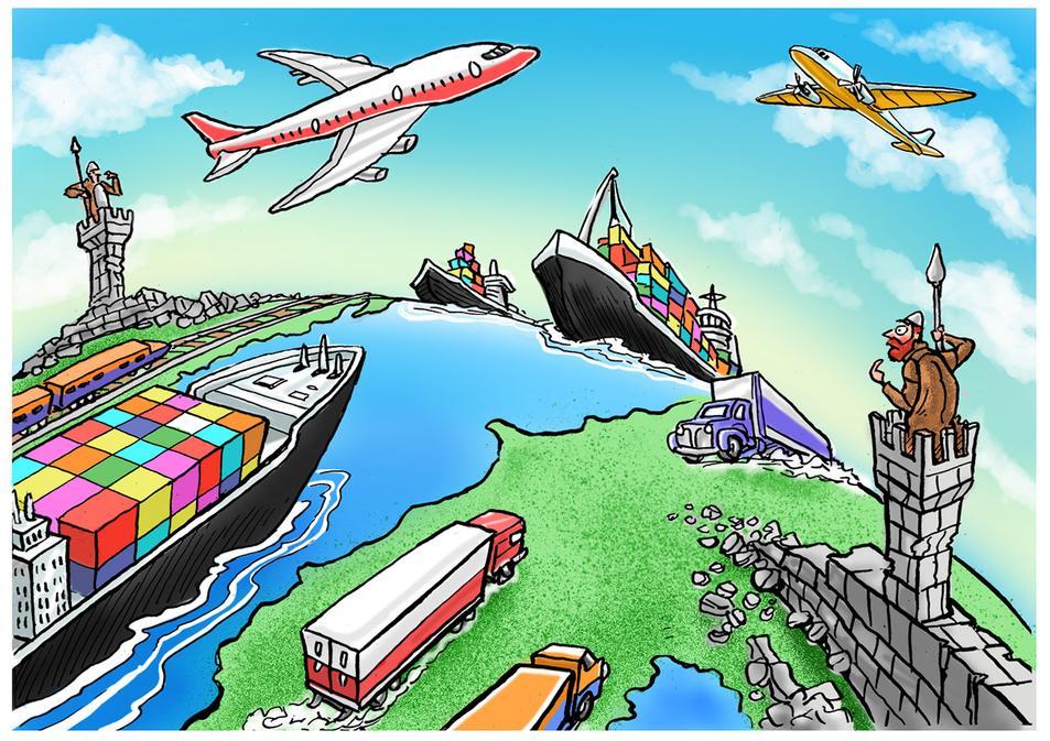 欧洲外贸市场